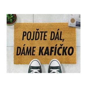 Rohožka Artsy Doormats Kafíčko, 40 x 60 cm