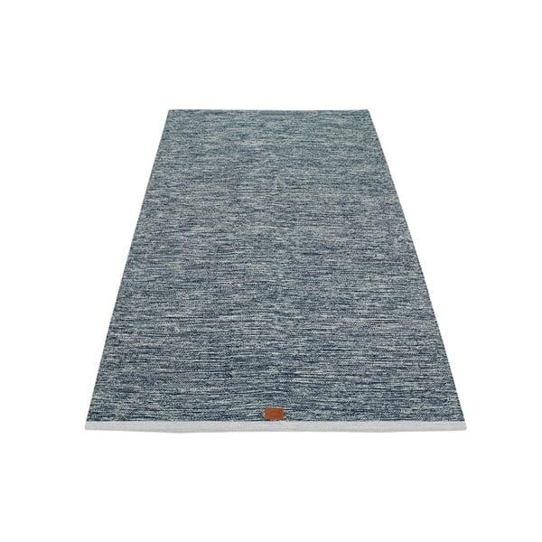 Modrý koberec Hawke&Thorn Parker, 120x180 cm