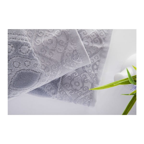 Sada 2 ks uterákov Sal Grey, 50x90 cm