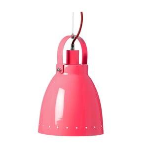 Ružová závesná lampa Done by Deer