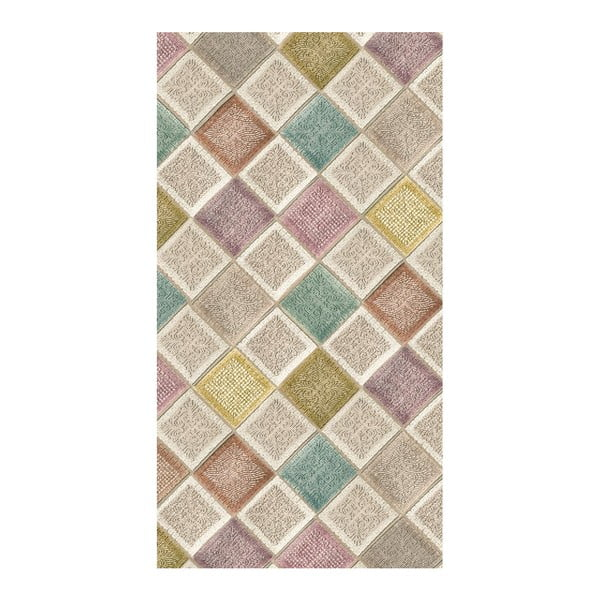 Odolný koberec Vitaus Remus, 50 x 80 cm