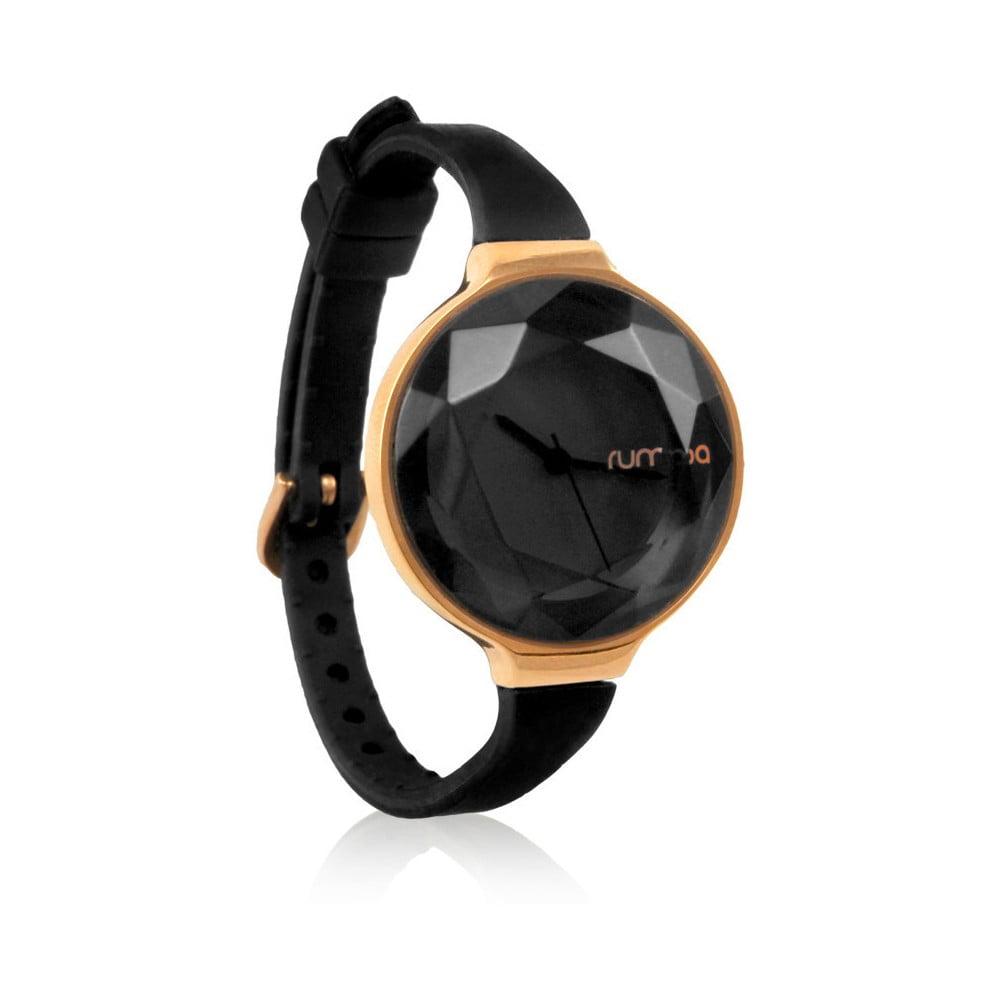 Dámske hodinky Rumbatime Orchard Gem Mini Black Diamond
