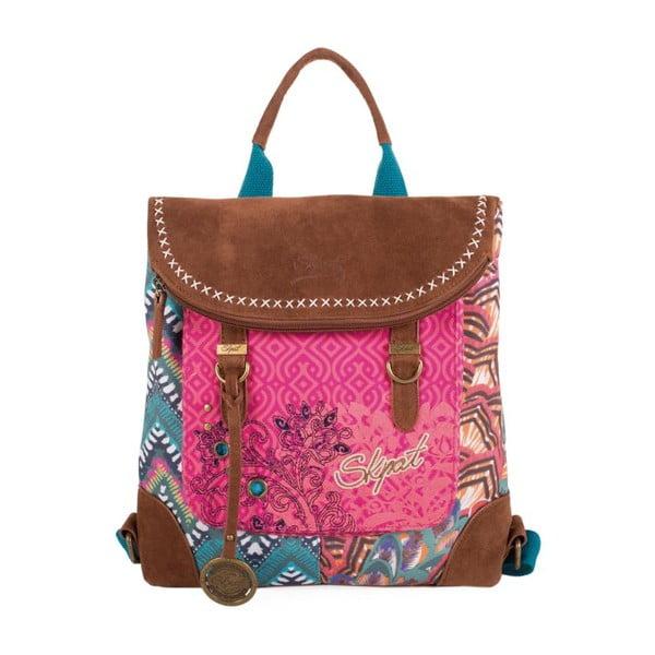Pestrofarebný batoh SKPA-T, 28 x 31 cm