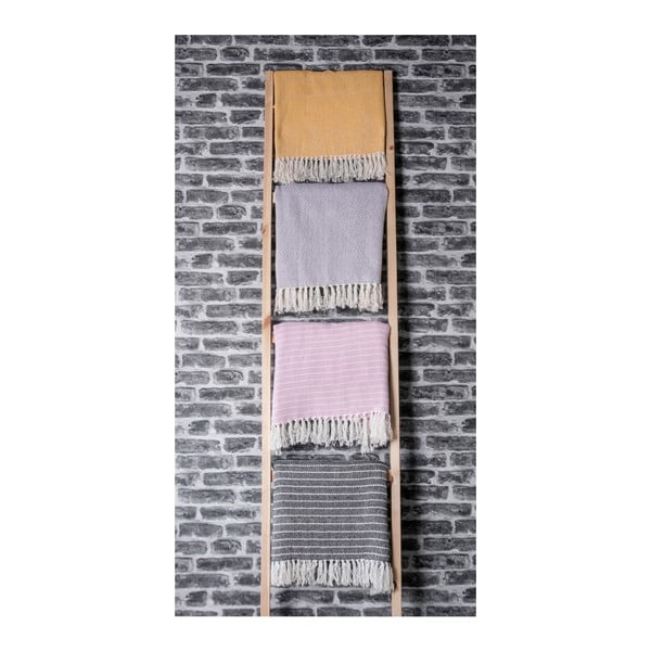 Žltá deka PT LIVING Cozy, 150 x 180 cm
