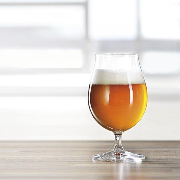 Sada 6 pohárov na pivo Tulip