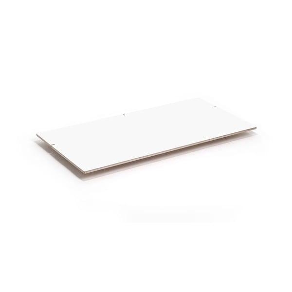 Doska stolu Studio - biela, 150x75 cm