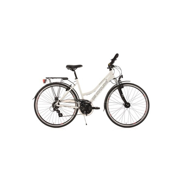 "Bicykel Norfolk Bike White, 28"", výška rámu 48 cm"