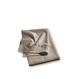 Svetlohnedý uteráčik na tvár Esprit Solid,16x21cm