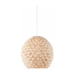 Bambusové závesné svetlo Good&Mojo Sagano, priemer 44 cm