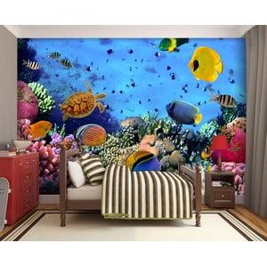 Veľkoformátová tapeta Pod morom, 315x232 cm