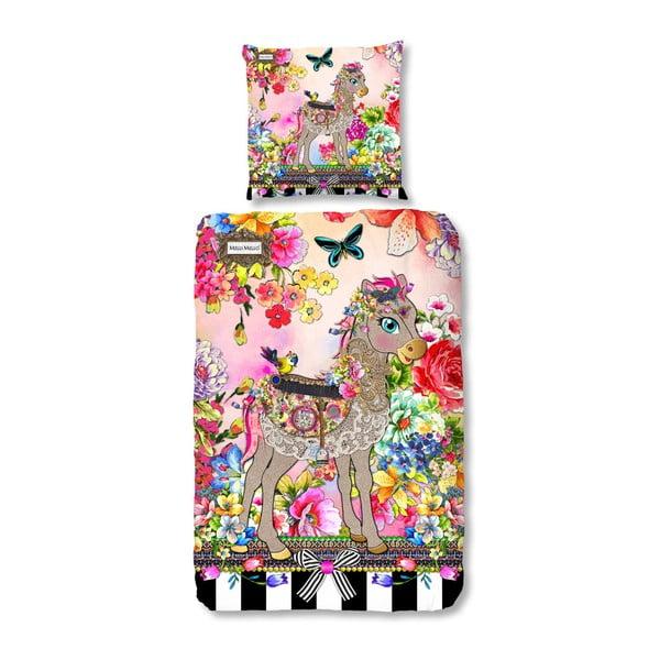 Obliečky Miloui, 135 x 200 cm, zapínanie na zips