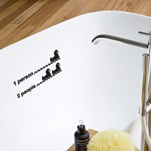 Samolepka Bath Duck