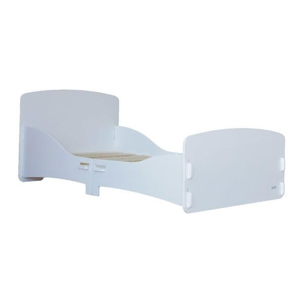 Detská posteľ White Junior, 147x80x60 cm