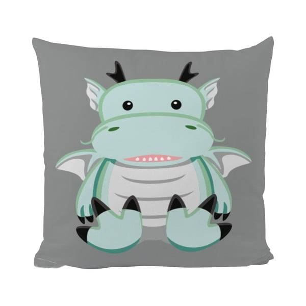 Vankúš Baby Dragon, 50x50 cm