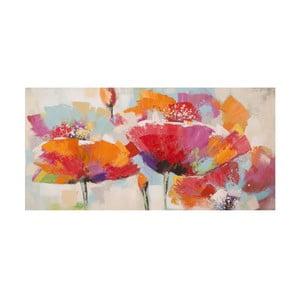 Ručne maľovaný obraz Mauro Ferretti Impression, 70 x 140 cm