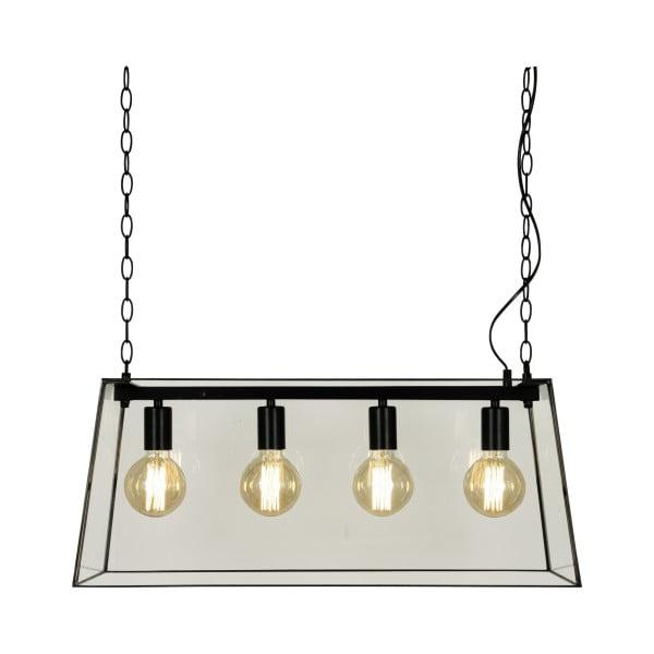 Závesné svietidlo na 4 žiarovky Scan Lamps Diplomat