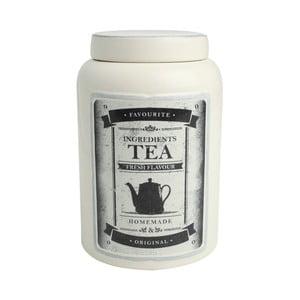 Keramická dóza na čaj Favourite Ingredients