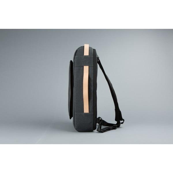 Batoh/taška R Bag 107, čierna