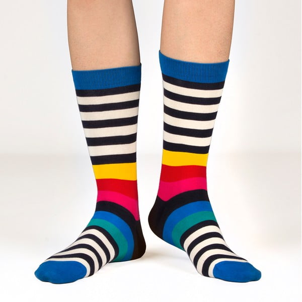Ponožky Ballonet Socks Rainbow I, veľ.41-46