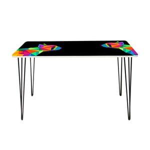 Pracovný stôl Bulldog Love