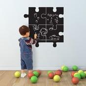 Tabuľová samolepka Puzzle