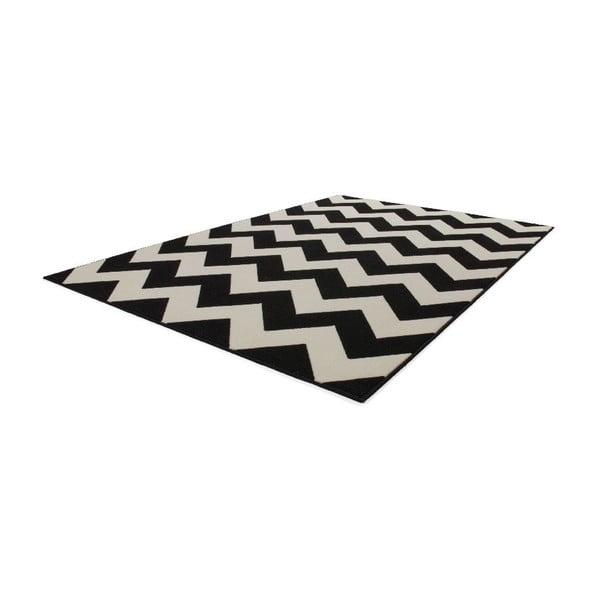 Koberec Maroc 2085 Black, 160x230 cm