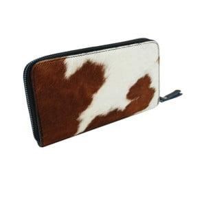 Kožená peňaženka so vzorom Andrea Cardone Spotted