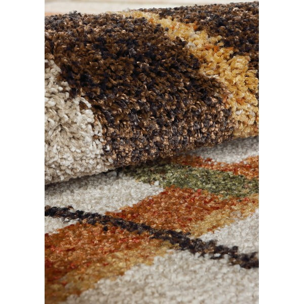 Koberec Sahara no. 153, 80x150 cm, béžový