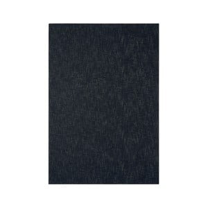 Vlnený koberec Tweed Charcoal, 120x180 cm