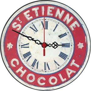 Nástenné hodiny St Etienne, 30 cm