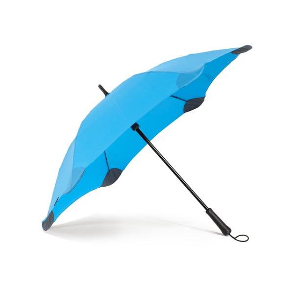 Vysoko odolný dáždnik Blunt Lite 110 cm, modrý