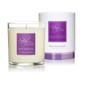 Sviečka s vôňou škótskej myrice a bobuľového ovocia Skye Candles Tumbler, dĺžka horenia 45 hodín