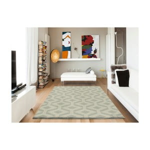 Sivý koberec Universal Lys, 140×200 cm