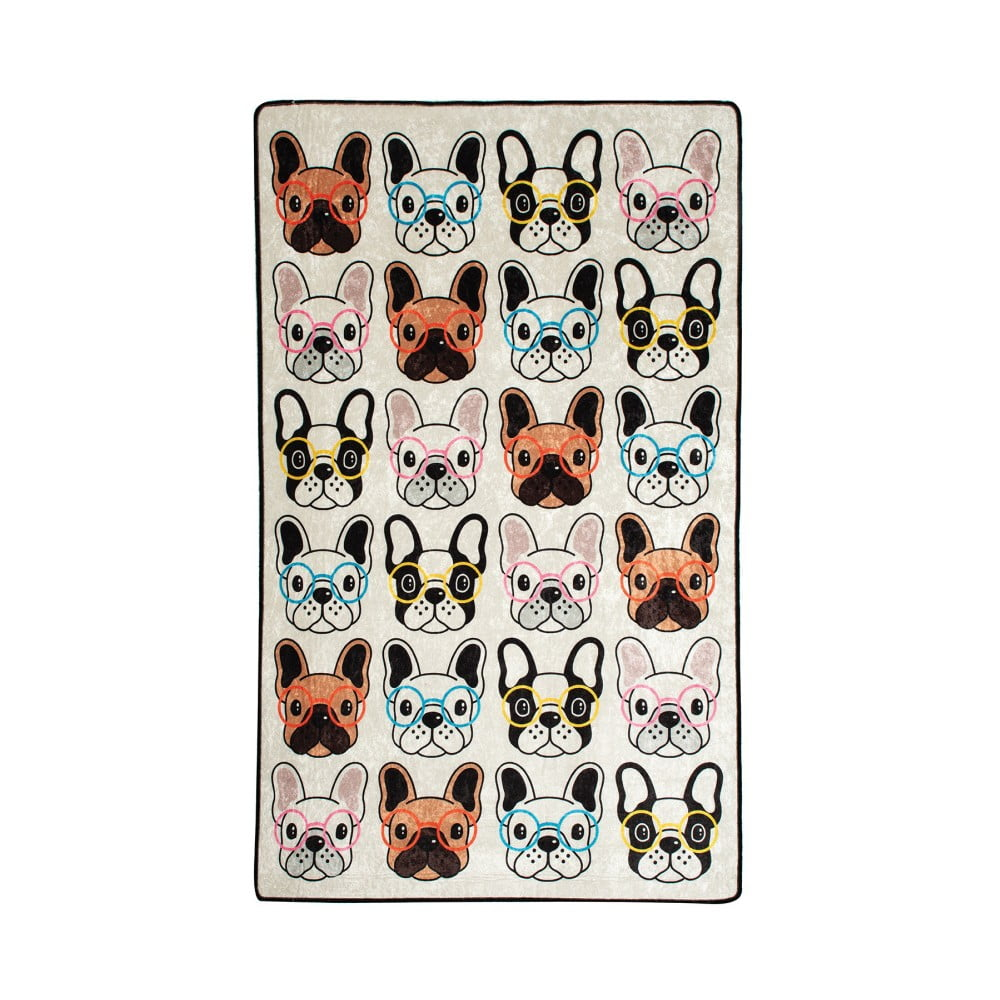 Detský koberec Dogs, 140 × 190 cm
