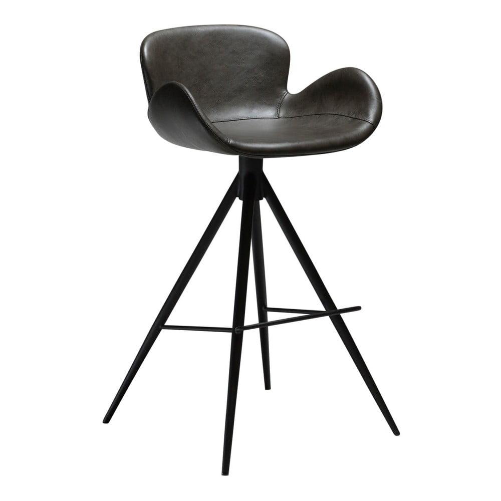 Sivá barová stolička DAN-FORM Denmark Gaia