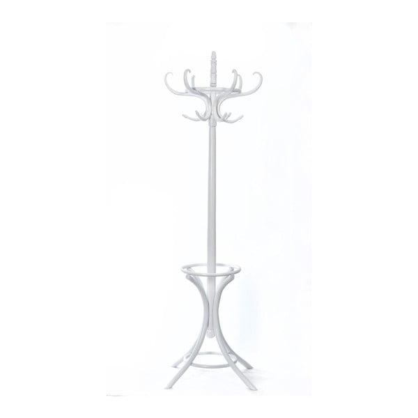 Vešiak Thonet White, 50x50x185 cm