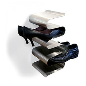 Nástenná polica na topánky J-ME Nest Shoe Rack