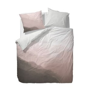 Obliečky Essenza Ximen, 135x200 cm, ružové