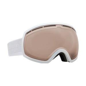 Pánske lyžiarske okuliare Electric EG2 Gloss White - Bronze, veľ. L