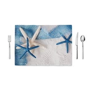 Prestieranie Home de Bleu Tropical Starfishs, 35 x 49 cm
