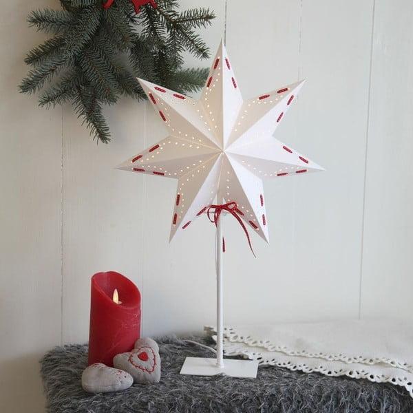 Svietiaca hviezda so stojanom Vira