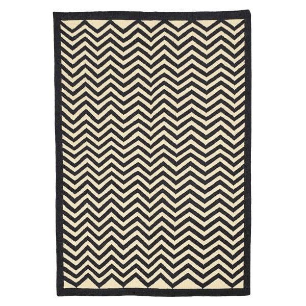 Ručne tkaný koberec Kilim Parvati, 150x240 cm
