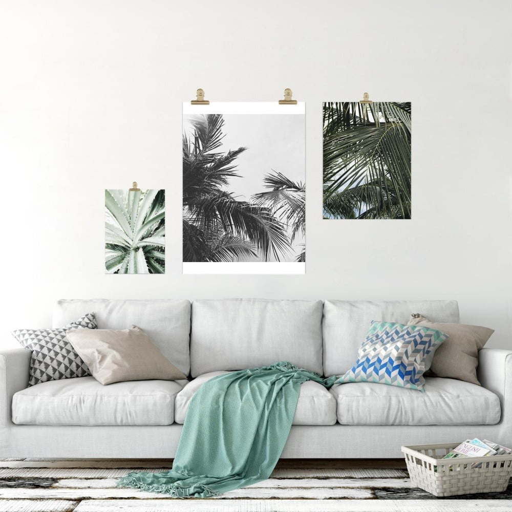 plag t hf living botanic palm 21 30 cm bonami. Black Bedroom Furniture Sets. Home Design Ideas