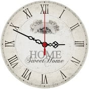 Nástenné hodiny Sweet Home, 30 cm