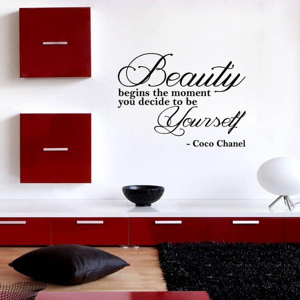 Samolepka Beauty