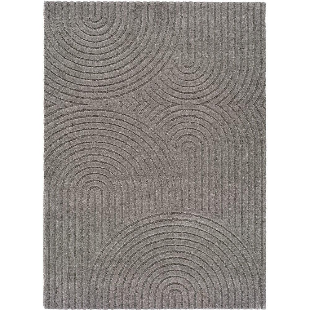 Sivý koberec Universal Yen One, 200 x 290 cm