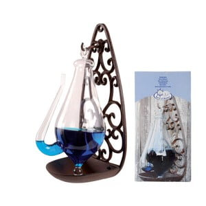 Liatinový dekoratívny tlakomer Esschert Design Mystic