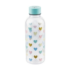 Fľaša na vodu Miss Étoile Hearts, 20,5cm