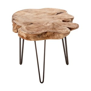 Stolička z teakového dreva VICAL HOME Tasay