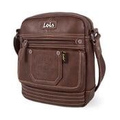 Pánska taška cez rameno LOIS no. 721, hnedá